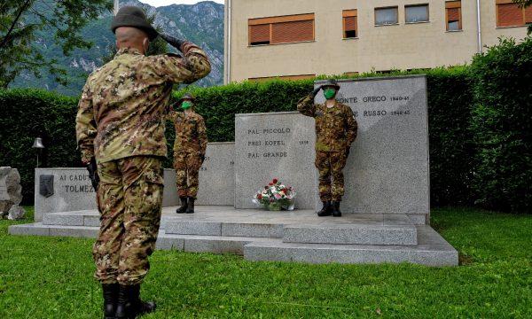 Festa di corpo dell'8° Reggimento Alpini